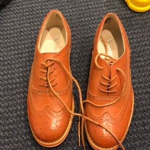 Wanted Oxford shoes